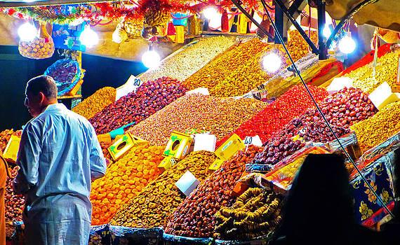 Marrakesh Market by Scott Logel