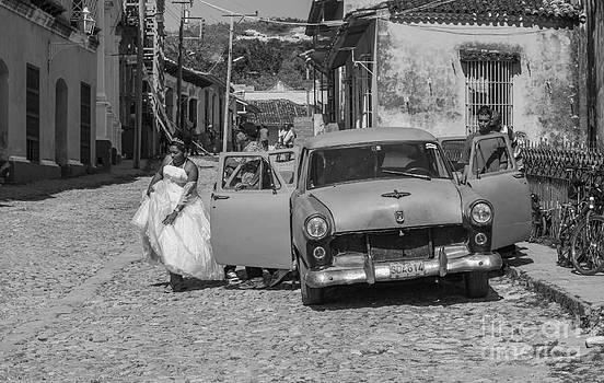 Patricia Hofmeester - Marriage in Trinidad