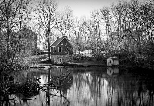Marsh Springhouse by Andy Smetzer