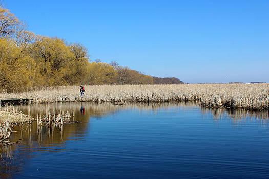 Marsh walk by Rob Merriam