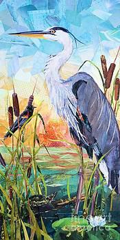 Marshland Moring by Patricia Henderson