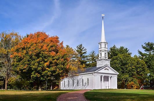 Martha-Mary Chapel by Robert Mitchell