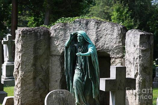Mary Magdalene by Andrew Romer