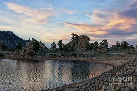 Mary's Lake  by Erika Weber