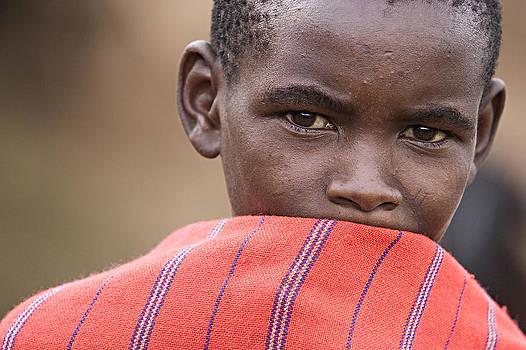 Masai #1 by Antonio Jorge Nunes