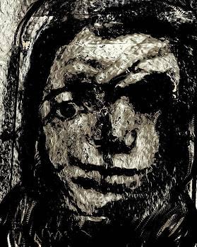 Mask 49 by Noredin Morgan