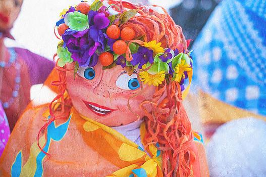 Jenny Rainbow - Maslenitsa Dolls 1. Russia