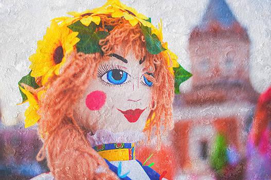 Jenny Rainbow - Maslenitsa Dolls 2. Russia