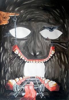 Masquera Carcaza  by Lazaro Hurtado