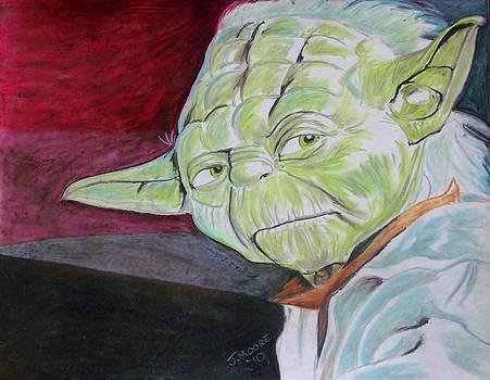 Jeremy Moore - Master Yoda