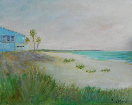 Matanzas Inlet On A1a by Patty Weeks