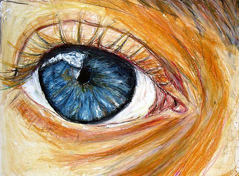 Matt Eye by Hannah Curran