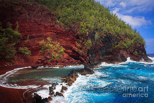 Inge Johnsson - Maui Red Sand Beach