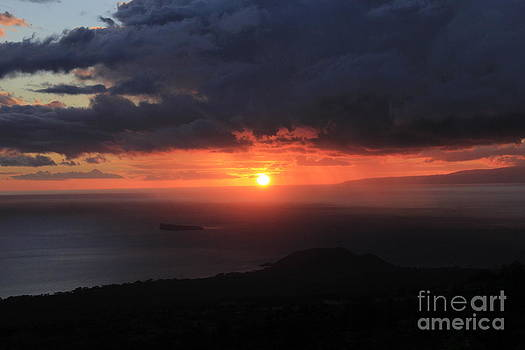 Maui Sunset by Jeff Sommerfield