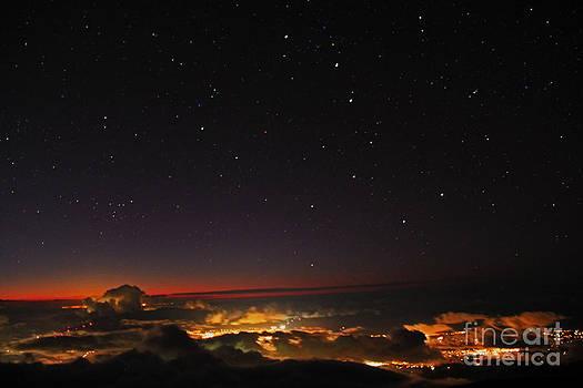 Maui's Big Dipper by Jeff Sommerfield