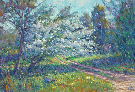 May in Bloom by Michael Camp
