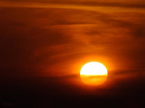 May Sunset by Wendy McKennon