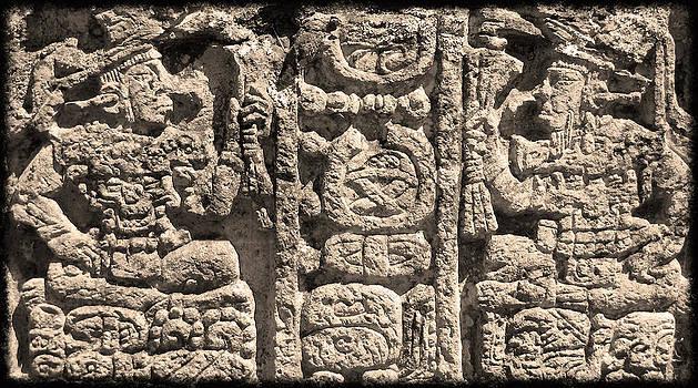 Kurt Van Wagner - Maya Tikal