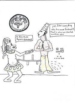 Michael Mooney - Mayan Calendar
