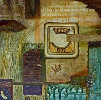 Mayan K an by Gilda Pontbriand