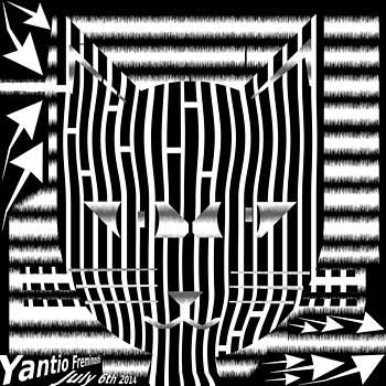 Maze of Happy Cat by Yanito Freminoshi