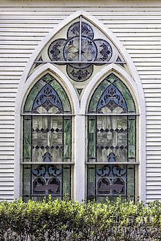 Lynn Palmer - McIntosh Presbyterian Church Window