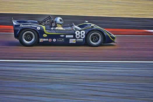 McLaren by Peter Falkner