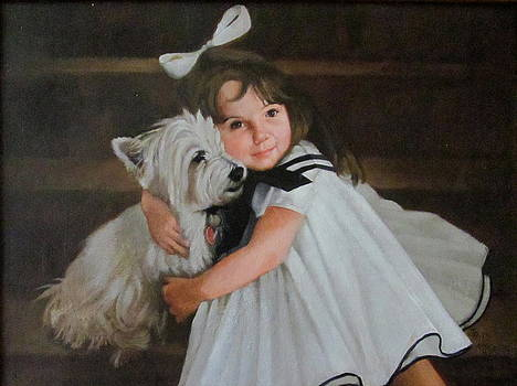 Janet McGrath - Me and My Scottie