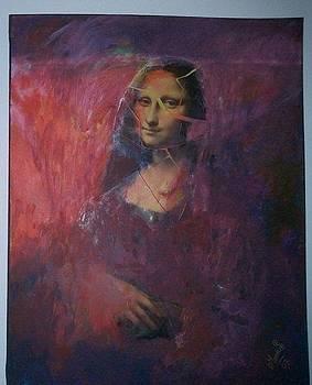 Me Liza  by Mona  El Rubi