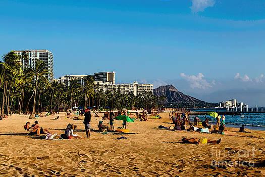 Jon Burch Photography - Meanwhile on the Beach