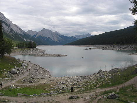 Medicane Lake by Gordon Wunsch