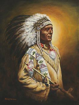 Medicine Chief by Kim Lockman