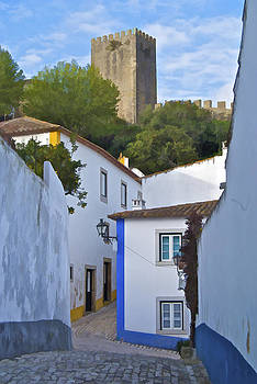David Letts - Medieval Castle of Obidos