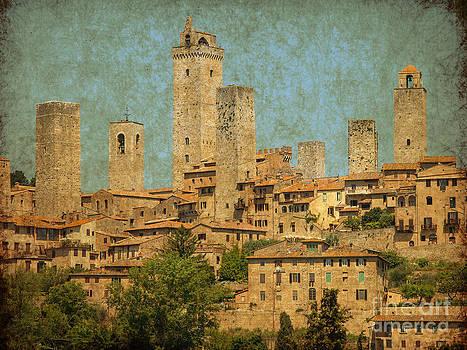Patricia Hofmeester - Medieval Manhatten in Italy