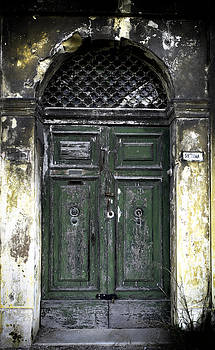 Medina Door by Peter Aitchison