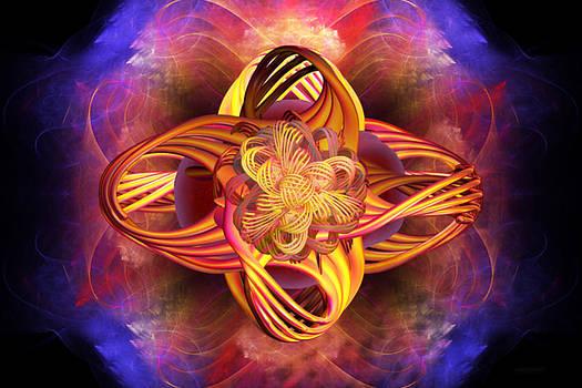 Meditative Energy by Elizabeth S Zulauf