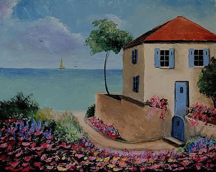 Mediterranean Villa by Stefon Marc Brown