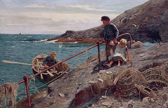 Thomas James Lloyd - Meeting Father