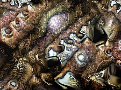 Melodramatic Melange by Casey Kotas