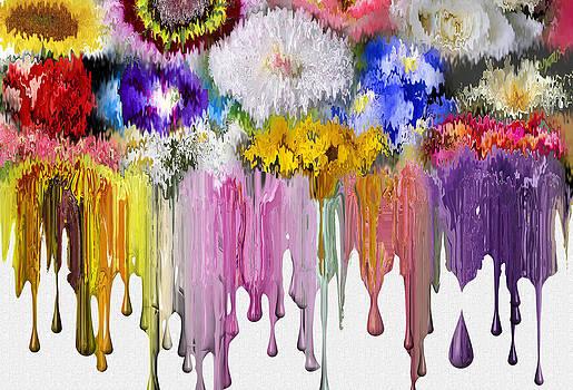 Nina Bradica - Melting Flowers