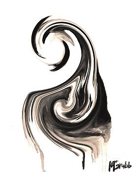 Melting in Ink by Mike Grubb