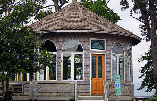 Memorial Chapel by Carolyn Ricks