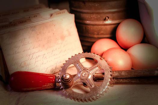 Memories Of Grandmas Kitchen by Heather Allen