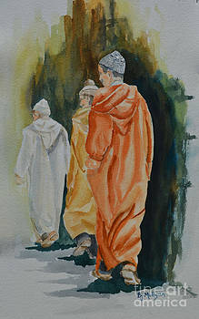 Men of Morocco by Betty Mulligan