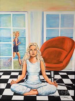 Sound of silence by Ljiljana Jensen
