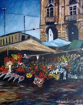 Mercato Porta Palazzo by Niki Mastromonaco