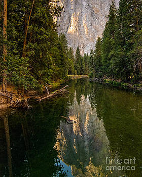 Terry Garvin - Merced River Yosemite
