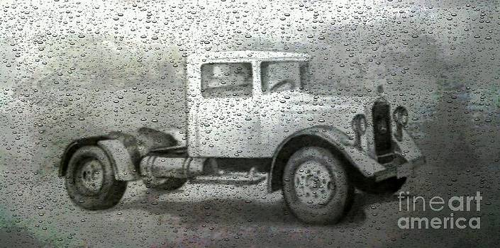 DAIMLER / Mercedes - Benz by Pencil Drawing