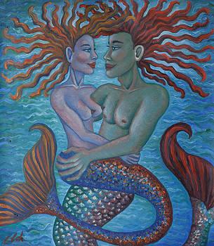 Merfolk Romance by Claudia Cox