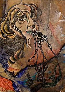 Mermaid by Elizabeth Dixon